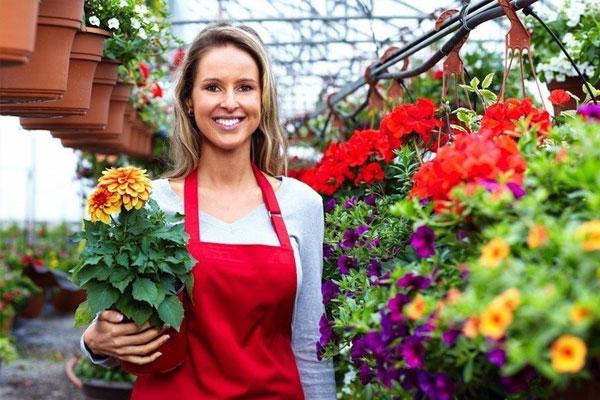 студия флористики как идея для бизнеса