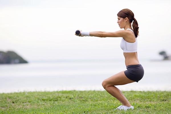 упражнения против целлюлита