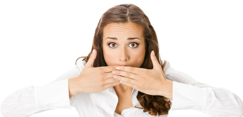 как убрать перегар изо рта быстро