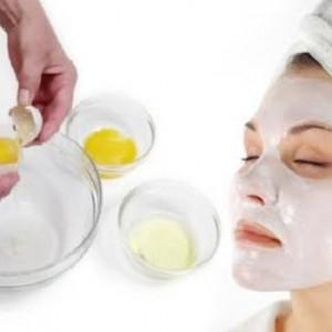 маска из желтка и сахара для лица
