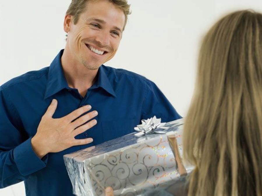 Подарок сертификат мужчине своими руками