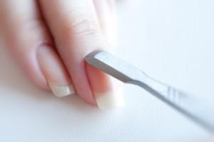 подготовка к покраске ногтей