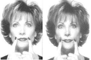 Упражнения для укрепления челюсти-2