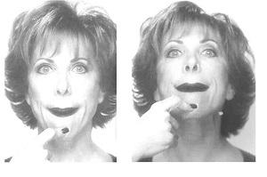 Упражнения для укрепления челюсти