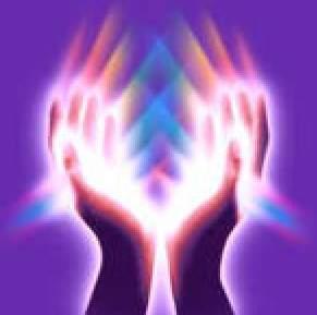 Восприятие ауры руками