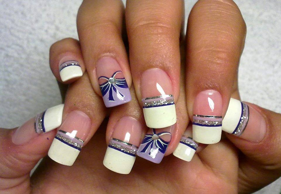 необычный френч на ногтях фото 2016 новинки