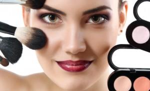 макияж девушки нравится