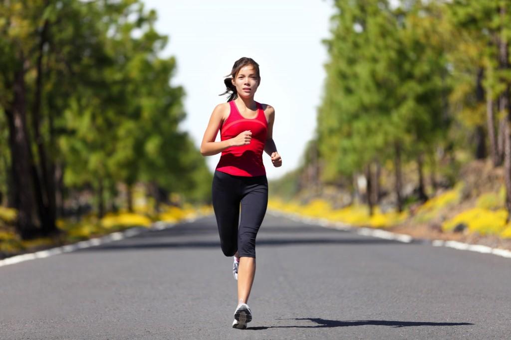 как бег влияет на организм