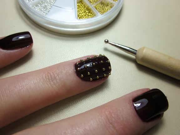 шипастые ногти