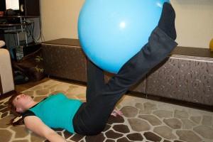 Кручение ног
