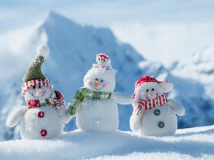 зимние игры на сежем воздухе для взрослых и детей