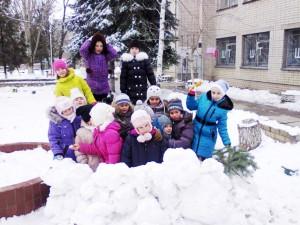 зимняя-крепость-игра