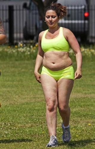 вес гагариной до похудения