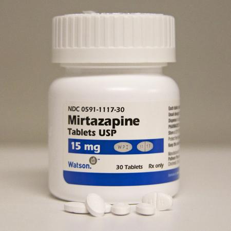 Миртазапин антидепрессант последнего поколения