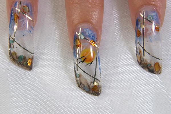 аквариумный дизайн