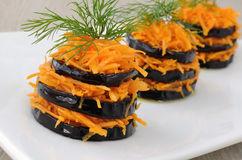 баклажаны с морковью рецепт диета 90 дней