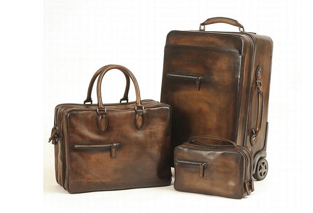 чемодан из кожи на 3 года свадьбы