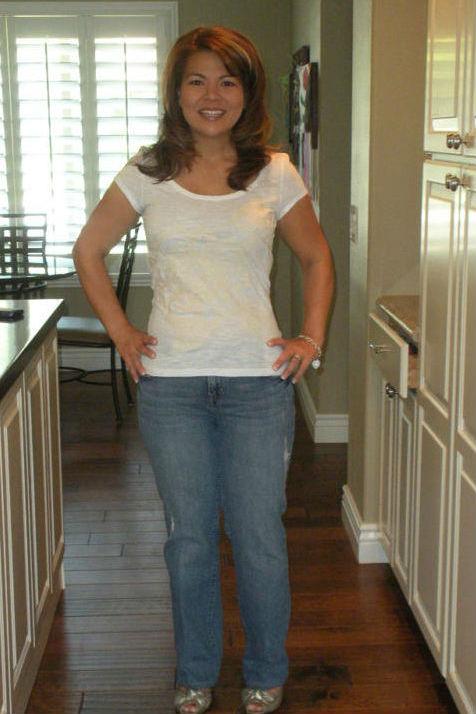 домохозяйка похудела 23