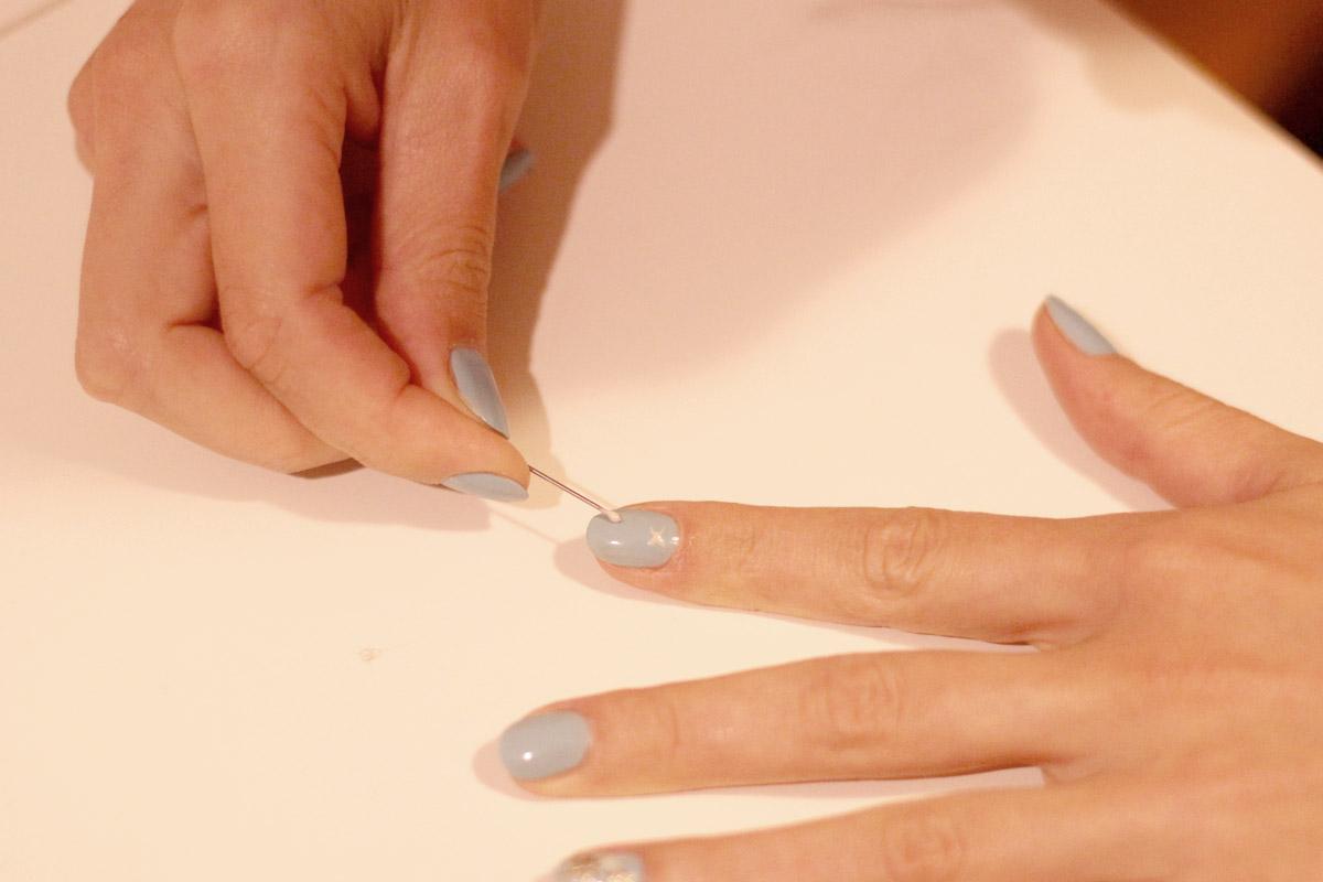 рисунки гелем на ногтях пошаговая инструкция
