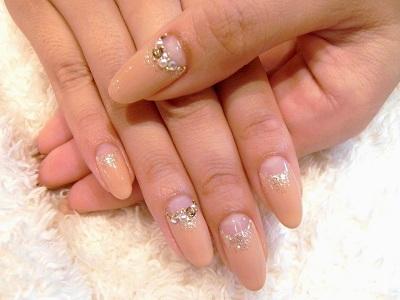 ногти Овальные