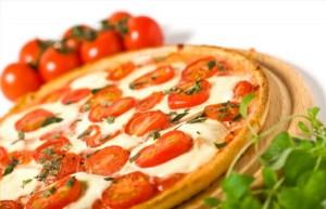 диета 90 дней рецепт пицца с томатами и сыром