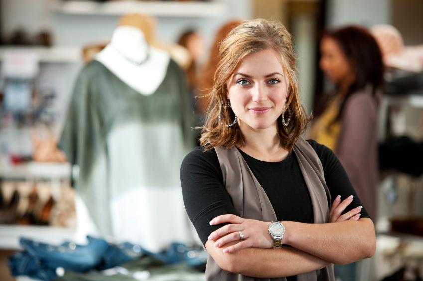 Какой бизнес может открыть женщина в крупном мегаполисе?