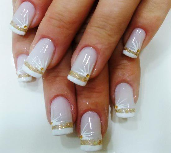 ногти подходящие для летнего сезона