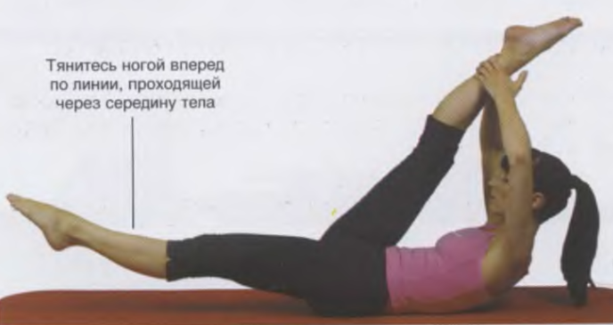 для похудения ног и бедер программа