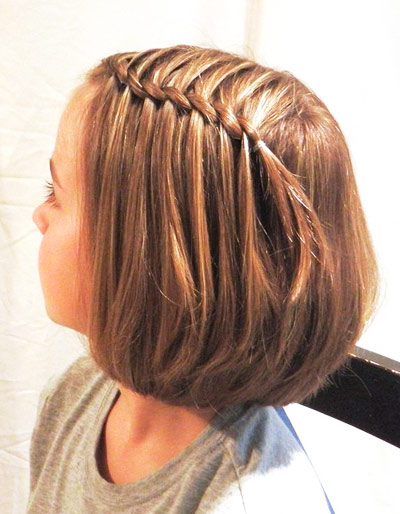 hairstyle in 5 minutes