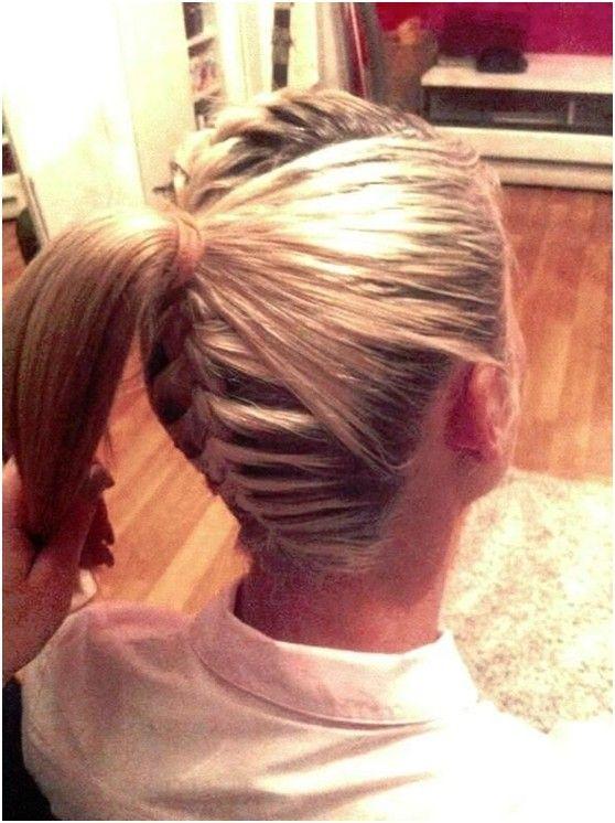 Плетение кос на длинные волосы (30 фото). Пошаговая 8