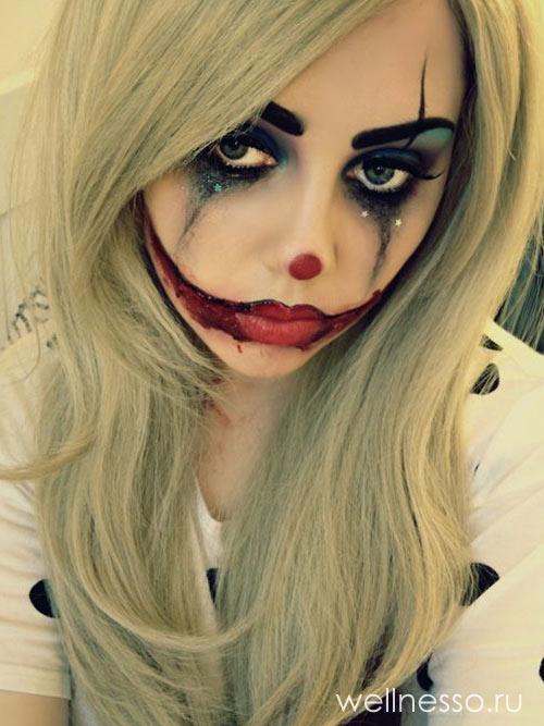 кукла макияж фото