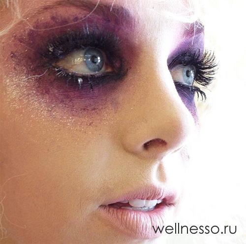 макияж ведьмы самостоятельно