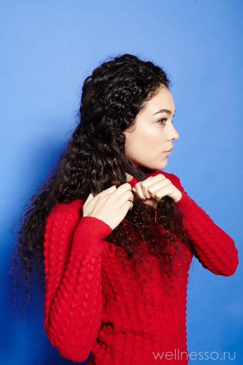 Французская косичка как начало нового плетения