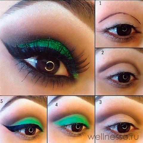 Инструкция макияжа