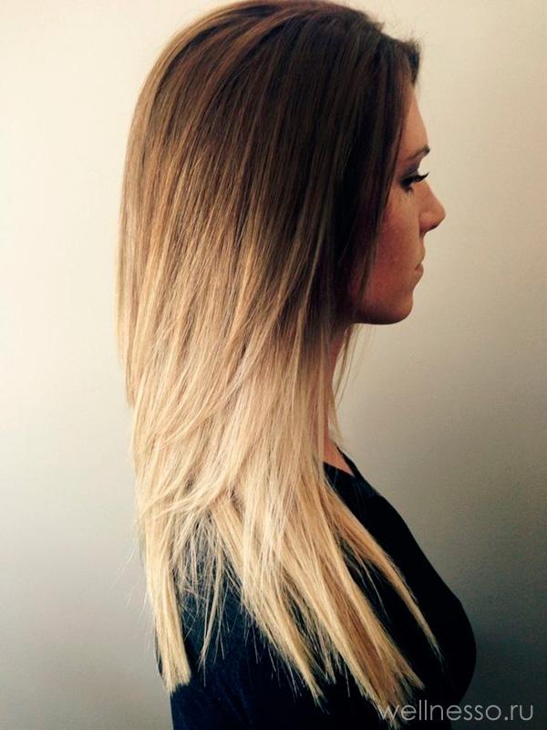 Подстригаем волосы ровно