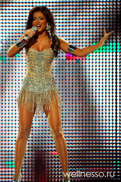 Ани Лорак на сцене