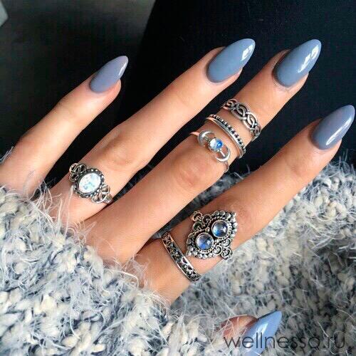 Дизайн ногтей с украшениями