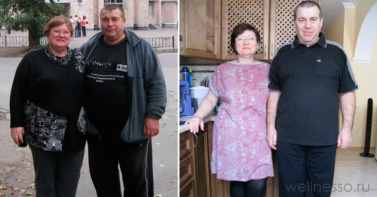Чудеса диеты по Миркину: за полтора года минус 60 кг