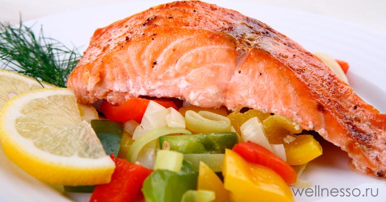 Средиземная диета меню по дням