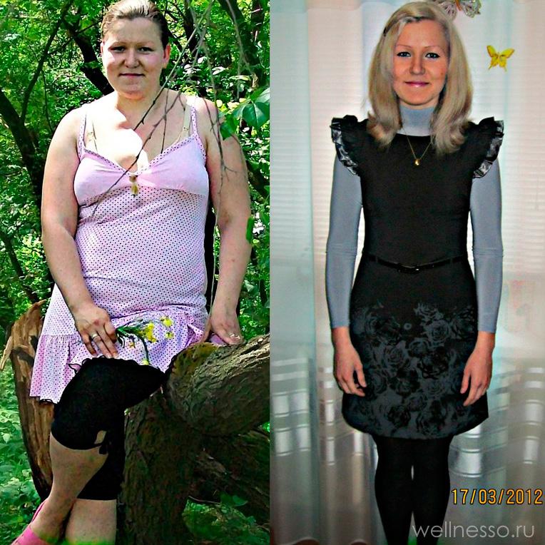 Сбросить вес на гречке