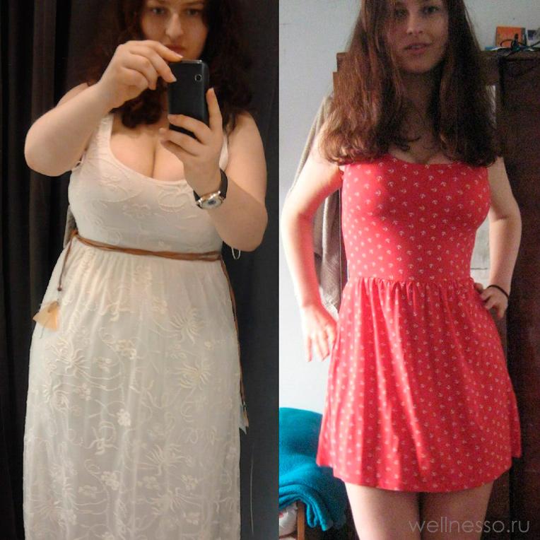 диета магги результаты фото до и после