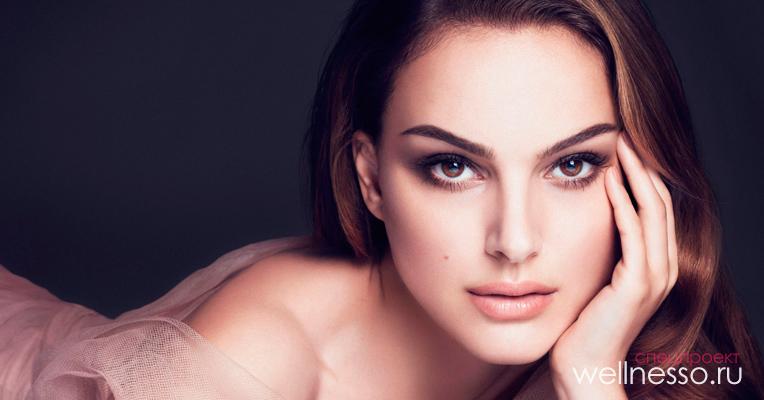 Красота актрисы Портман