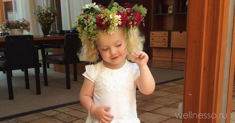 Красавица-дочь Галкина и Пугачевой 2016