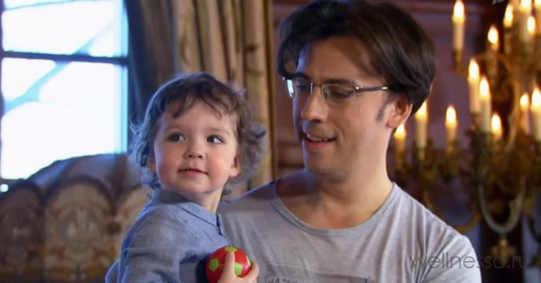 Галкин и его сын 2016