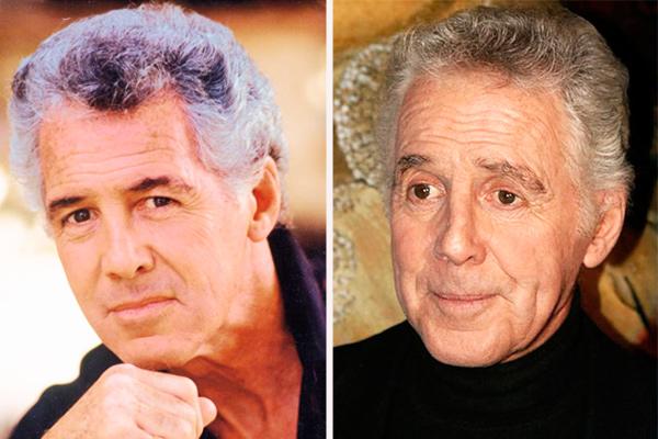 Cериал «Санта-Барбара»: сколько серий, актеры тогда и сейчас  Джед Аллан
