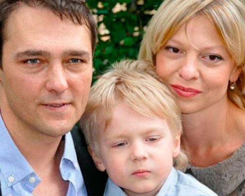 сын и жена юрия шатунова