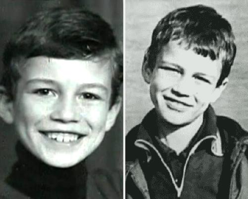 фото чернышова в детские годы