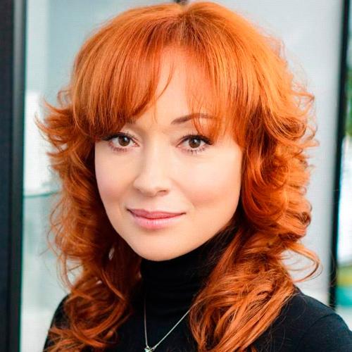 Актриса рыжая с веснушками российская