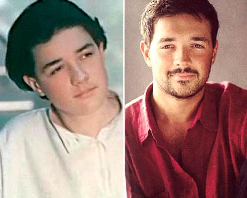 актер бероев в молодости