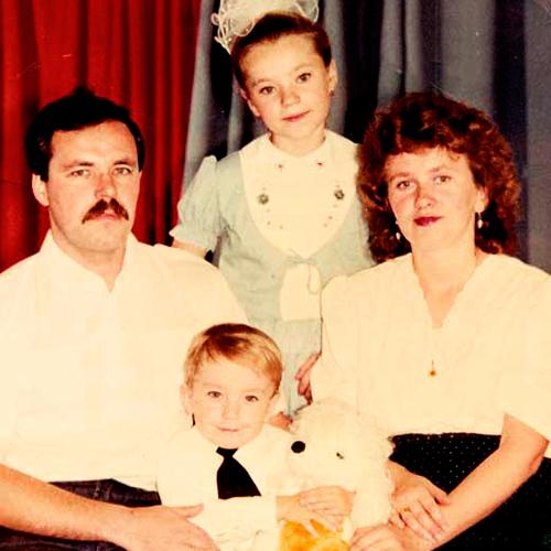 семья александра петрова